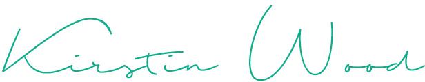 Kirstin Wood Signature